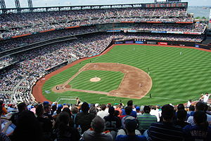 Citi Field during the day
