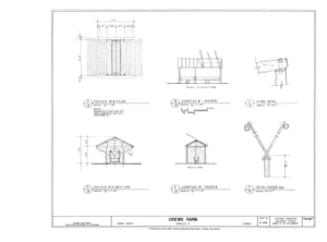 File:Crews Farm, Macclenny, Baker County, FL HABS FL-398