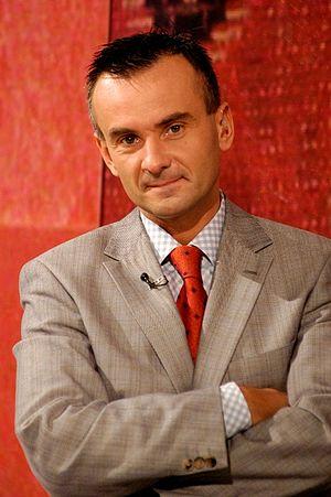 Hrvatski: Davor Meštrović, urednik i voditelj ...