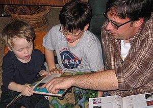 Family Reading Hour