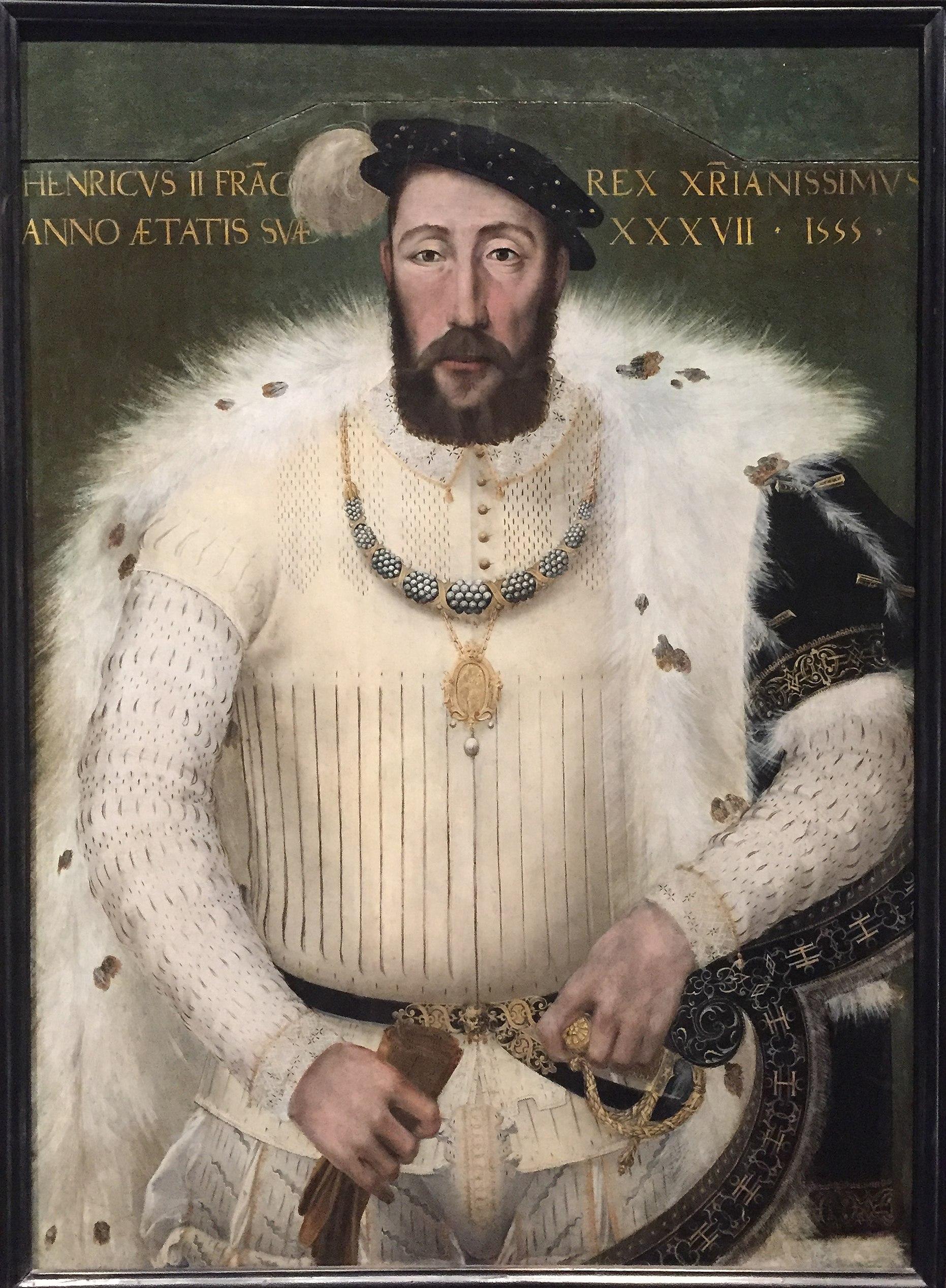 Henri 2 Roi De France : henri, france, File:Henri, France, (1547-1559).jpg, Wikimedia, Commons