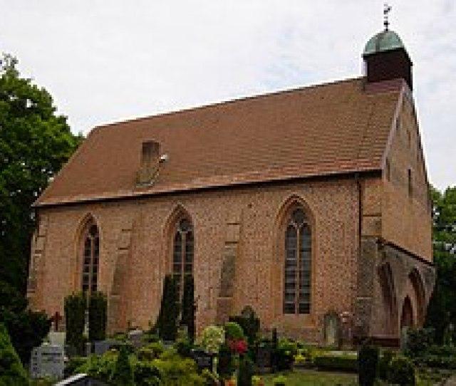 Hude Lutheran Saint Elizabeth Church