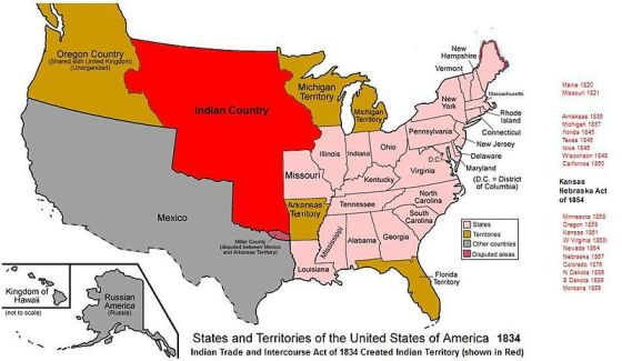 Indian erritory