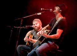 Grammy award-winning musician Kid Rock and his...