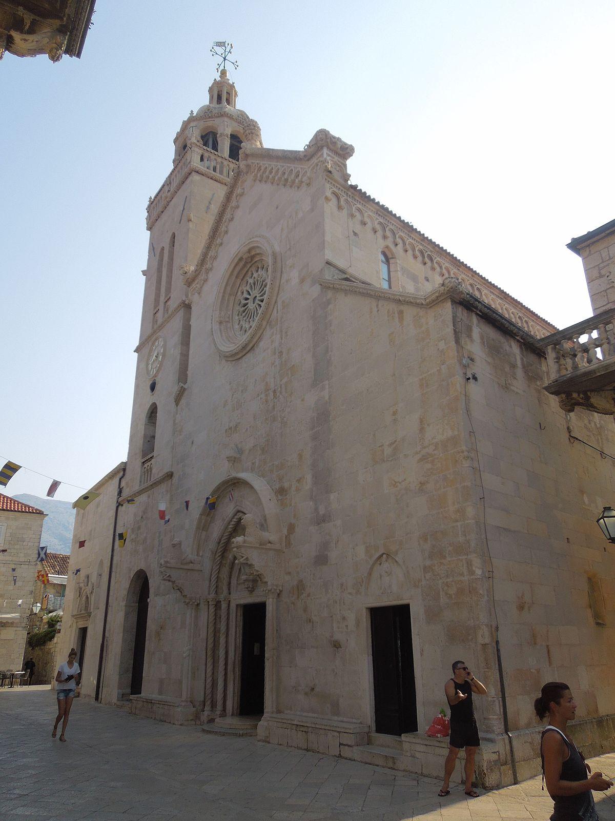 Korula Cathedral  Wikipedia