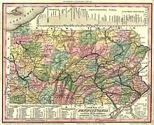 List of counties in Pennsylvania Wikipedia