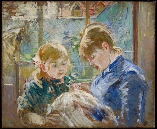 Berthe Morisot - Wikipedia