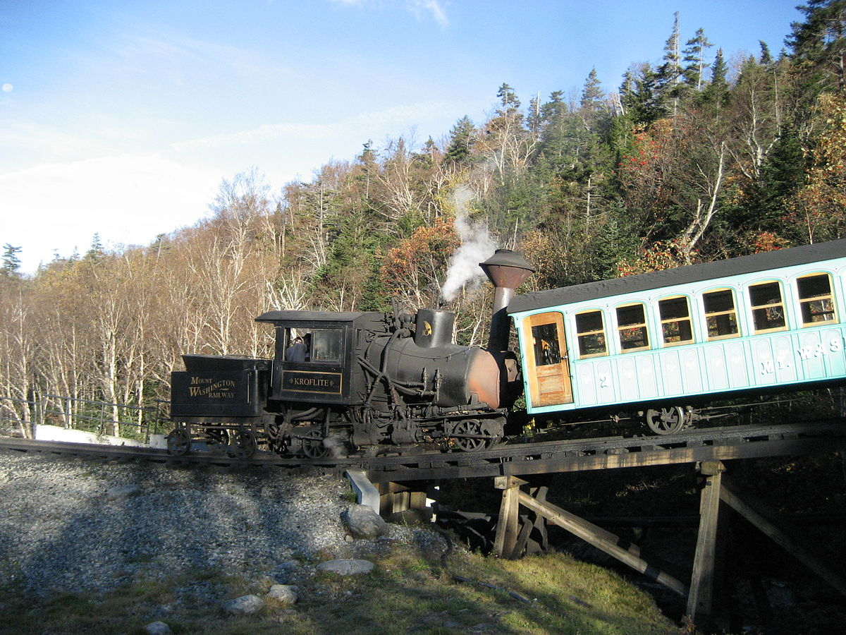 Mount Washington Cog Railway Start.jpg