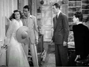Cropped screenshot of the film The Philadelphi...