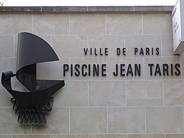 Piscine JeanTaris  Wikipdia