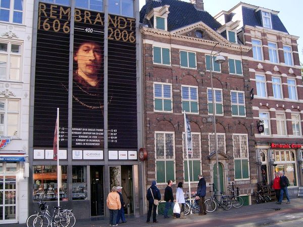 Rembrandt House Museum - Wikipedia