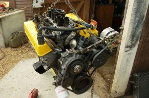 Rover V8 engine  Wikipedia