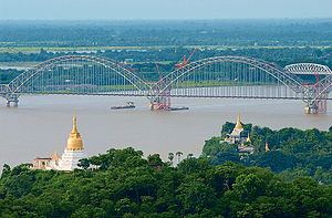 Sagaing, Burma. Image taken by MikeRussia on f...
