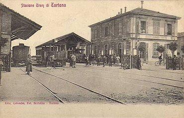 Ferrovia TortonaCastelnuovo Scrivia  Wikipedia