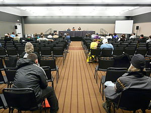Tekkoshocon at David L. Lawrence Convention Ce...