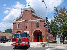 District of Columbia Fire and Emergency Medical Services