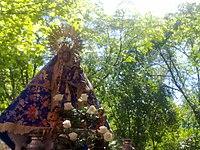 Imagen Virgen de Argeme
