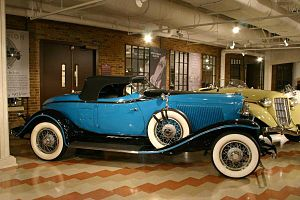 1932 Auburn photographed by DougW of Remarkabl...