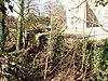 Kasteel Amstenrade: voorplein met hek