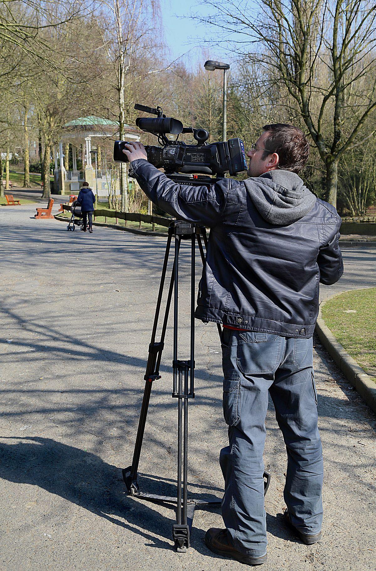 cameraman  Wiktionnaire