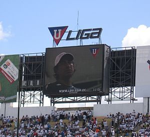 Estadio Rodrigo Paz Delgado  Wikipedia la enciclopedia libre