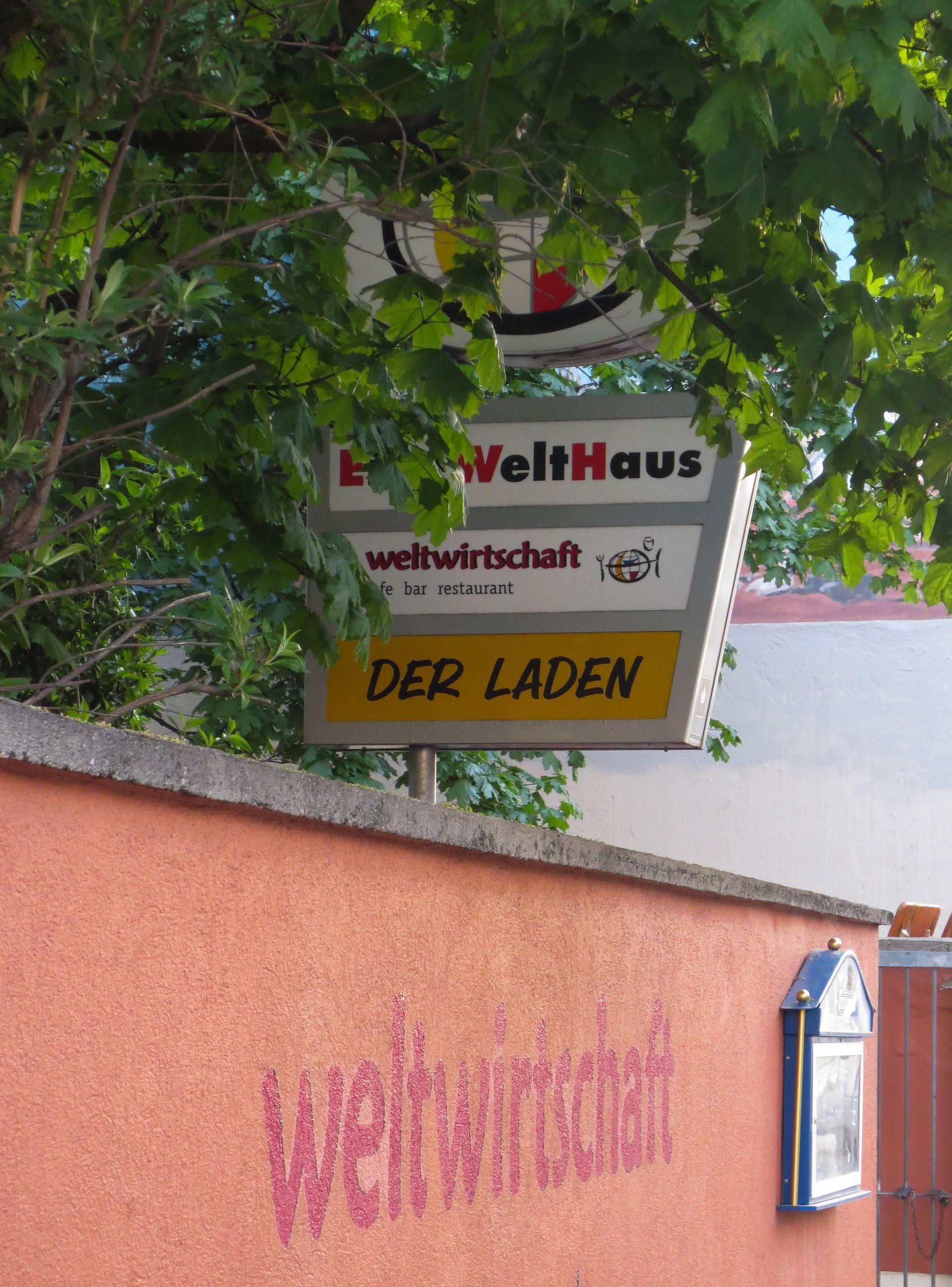 Einewelthaus (münchen)  Wikipedia