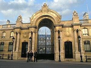 Palais de L'Elysée (ENG:Elysée Palace)