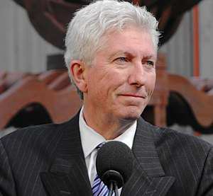 English: Gilles Duceppe, the Leader of the Blo...