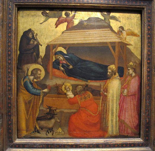 File Giotto Adorazione Dei Magi 1320 Ca