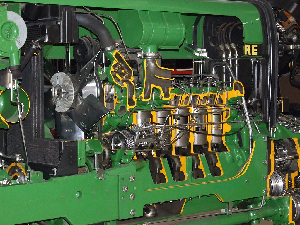 John Deere S670 Wiring Harness File John Deere 3350 Tractor Cut Engine Angle Jpg