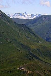 Alpes franceses.