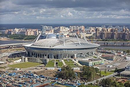 stadion krestovksy