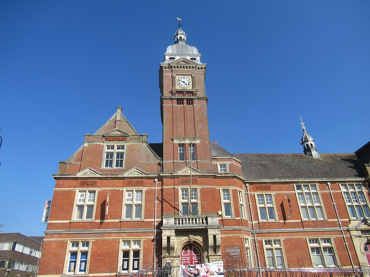 Swindon Town Hall Wikipedia