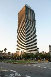 Torre Mapfre - Wikipedia La Enciclopedia Libre