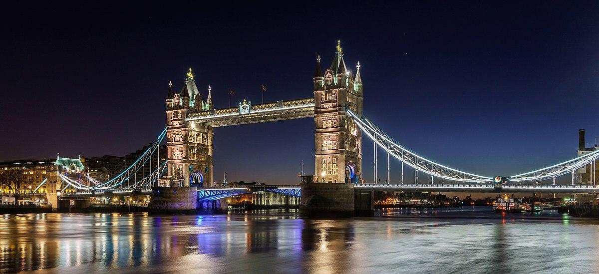 Tower Bridge — Wikipédia