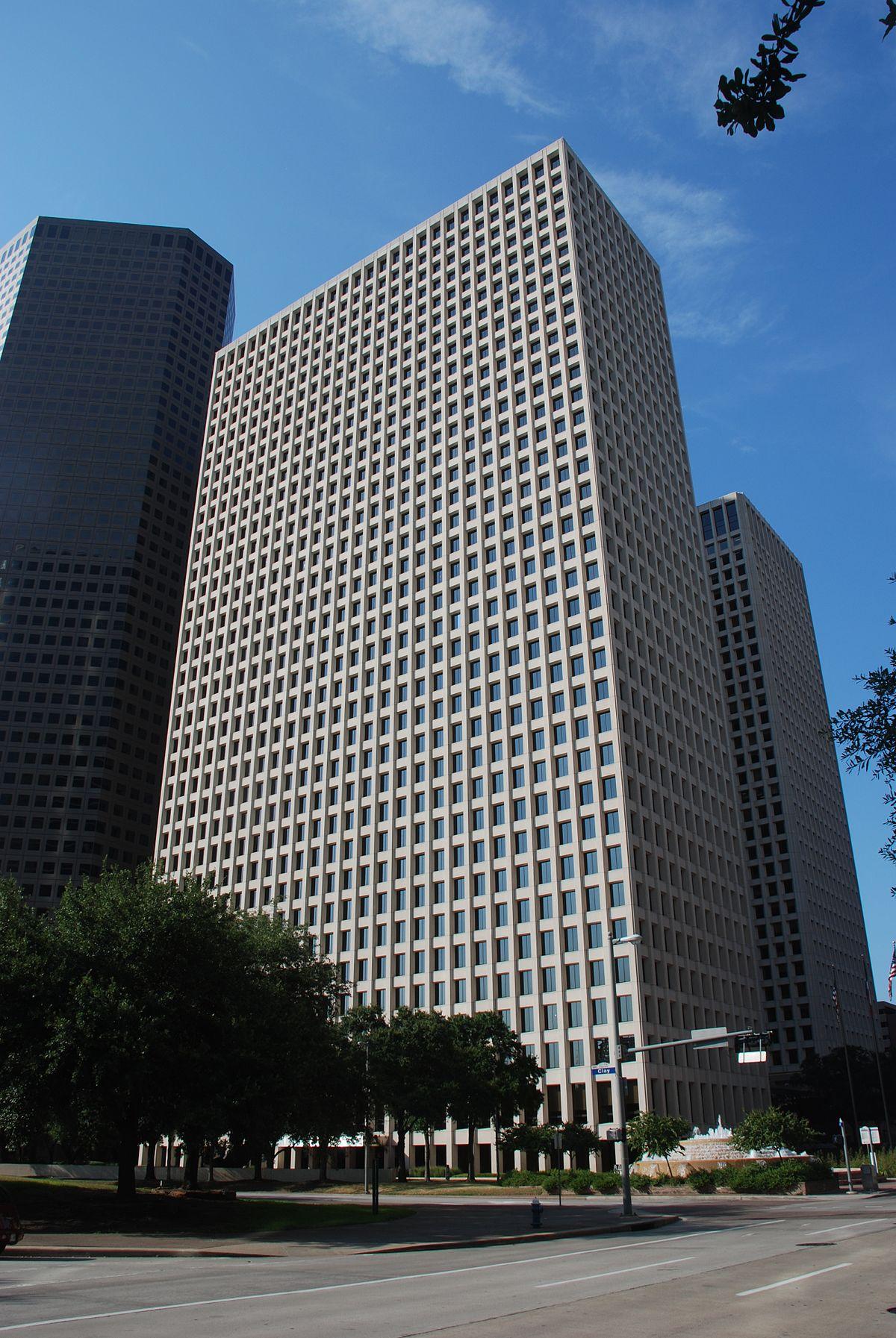 Devon Energy Tower Houston  Wikipedia