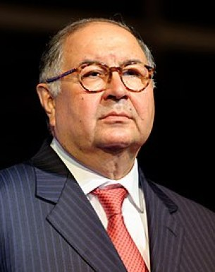 Image result for Alisher Usmanov