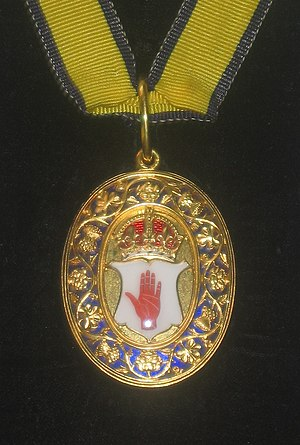 Baronet of the United Kingdom Badge