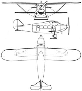 Breguet 280T — Wikipédia