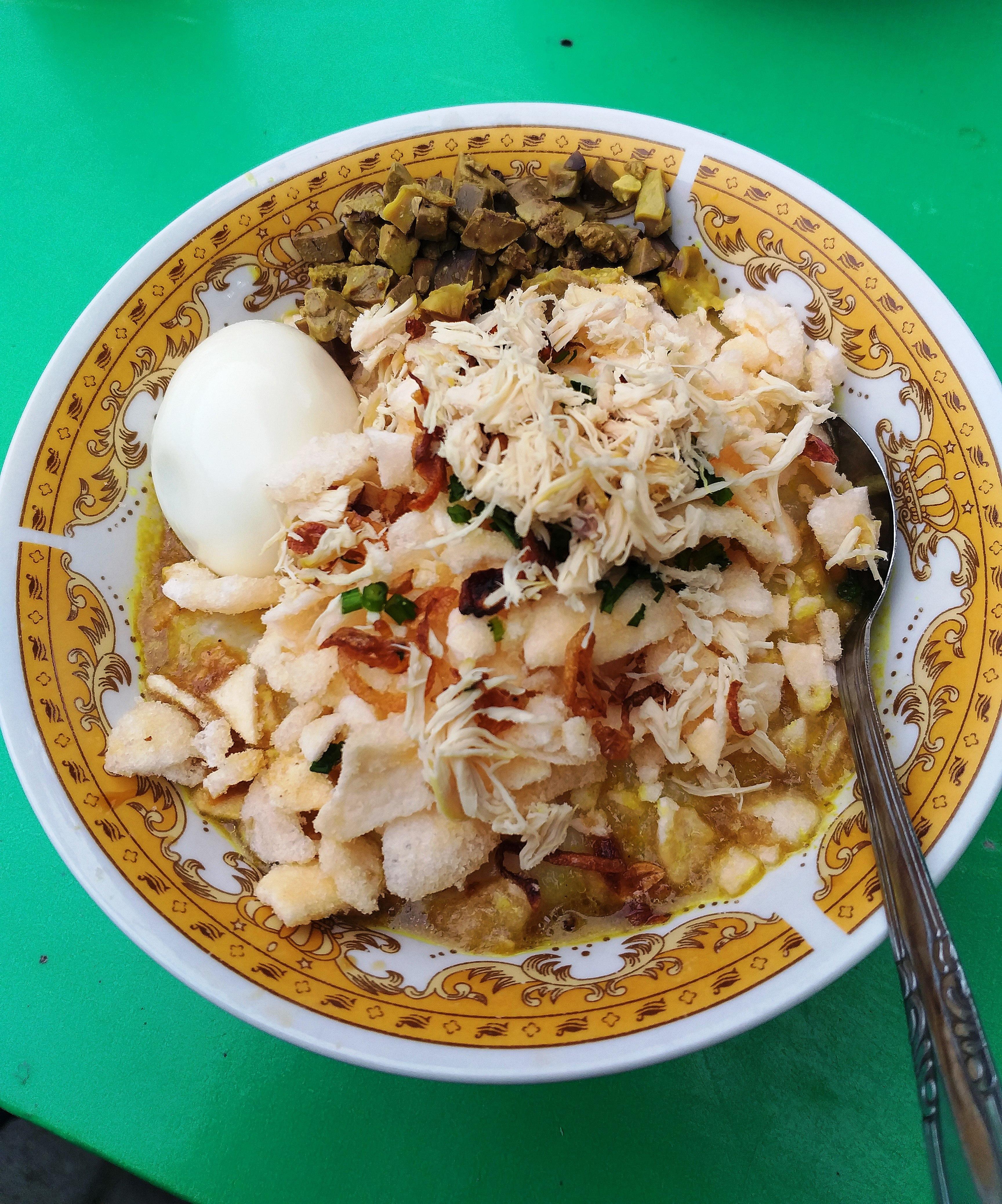 Bubur Ayam Hd : bubur, File:Bubur, Cianjur.jpg, Wikimedia, Commons