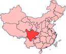 Tứ Xuyên trong Trung Quốc