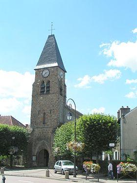église saint-rémy les chevreuse GR11