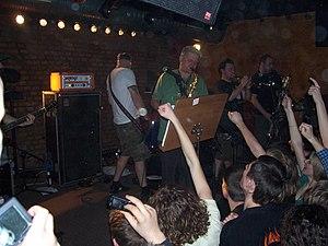 Koncert zespołu El-Dupa. Wrocław 3.02.2008r.