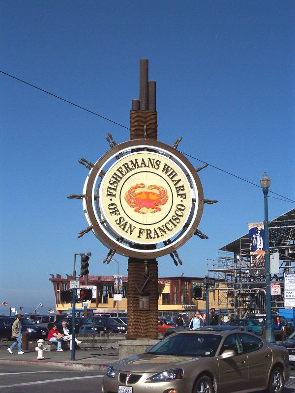 Fisherman Wharf Wikipedia