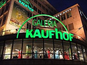 Galeria Kaufhof, München