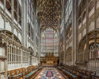 File:Gloucester Cathedral High Altar, Gloucestershire, UK ...