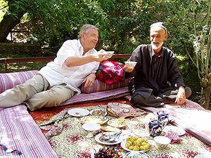 Friendship in Uzbekistan (Sigismund von Dobsch...