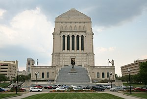 Indiana World War Memorial, Indianapolis