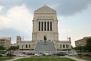 Indiana World War Memorial, Indianapolis