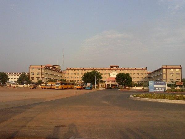 Mahendra Engineering College - Wikipedia